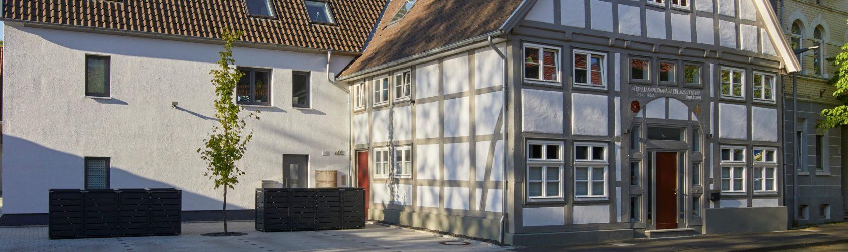 Altbauten sanieren und restaurieren, richtig gutes Handwerk kann das.